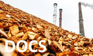Docs archive about burning woody biomass